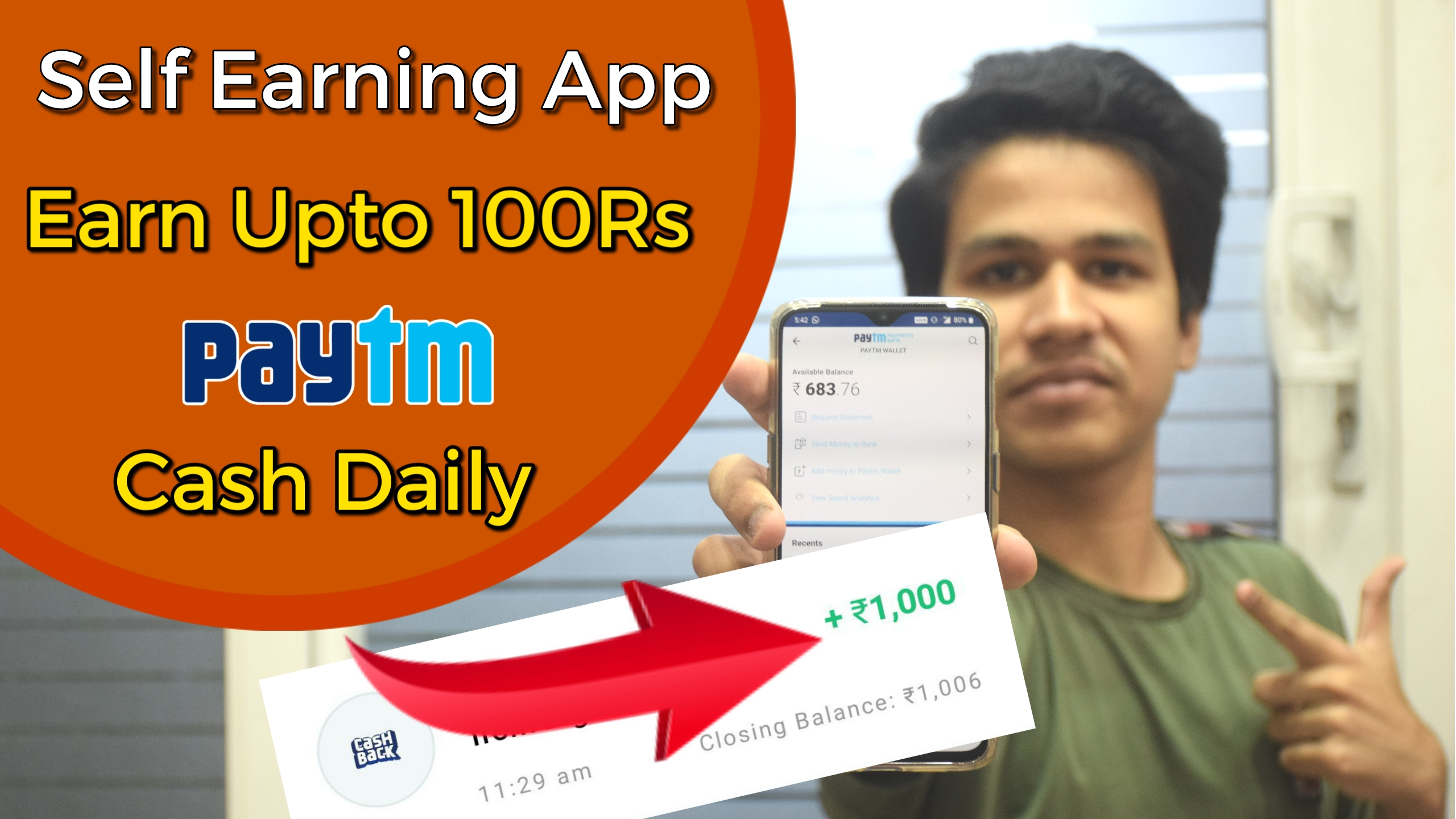Best real earning app software